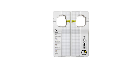 Ergon TP1 Pedal Cleat Tool voor Speedplay wit